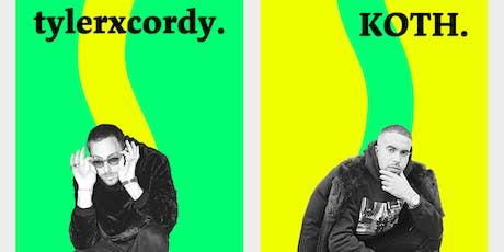 TYLERxCORDY & KOTH @ The Back Bar tickets