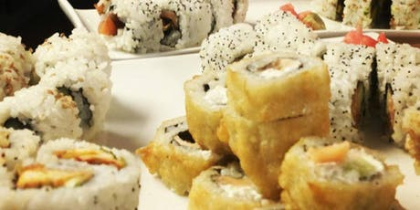 Poke Sushi Rolling Class at Roc Brewing Co tickets