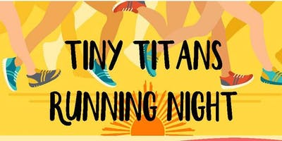 Tiny Titans Running Night