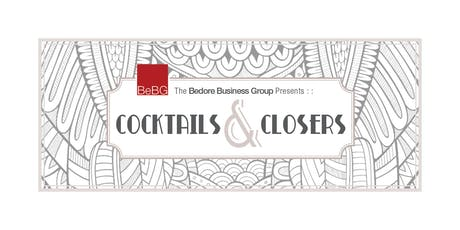 Cocktails & Closers : : feat. Mickeli Bedore w/special host Ryan Padget tickets