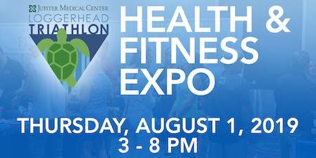 Jupiter Medical Center Loggerhead Triathlon Health & Fitness Expo tickets