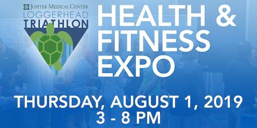Jupiter Medical Center Loggerhead Triathlon Health & Fitness Expo