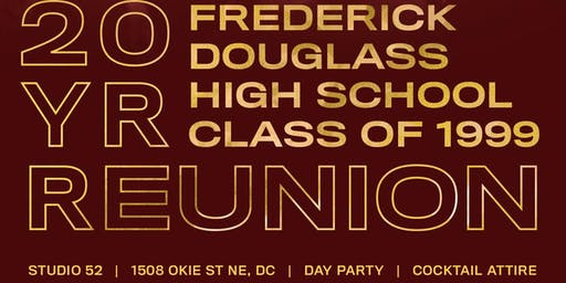 FDHS Class of 1999 20 Year Reunion