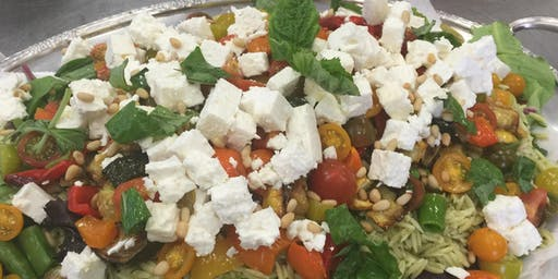 Summer Salad Cooking Class Series: Working with Grains