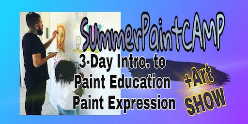 Intro to Paint CAMP San Juan