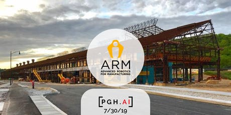 AI + Manufacturing: Lunchtime Talk + Tour with ARM tickets