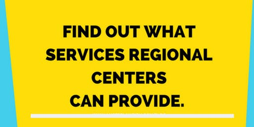CVASA Training: Regional Center Eligibility & Services