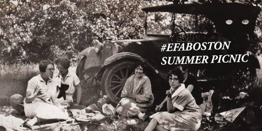 EFA Boston Annual Potluck Picnic + Book Swap