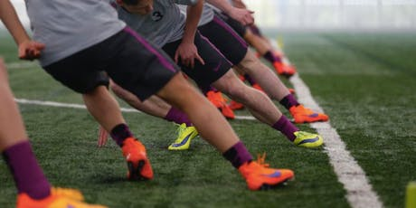 Ready to Experience the BEST OF BOTH WORLDS? Soccer meets speed and agility tickets