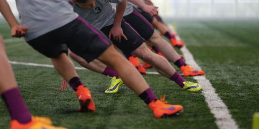 Ready to Experience the BEST OF BOTH WORLDS? Soccer meets speed and agility
