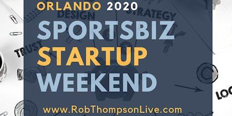 SportsBiz Startup Weekend tickets