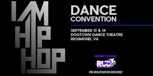 I AM HIP HOP Dance Convention