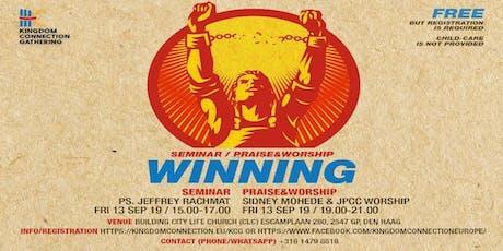 Kingdom Connection Gathering - Seminar, Praise & Worship tickets