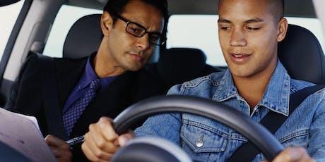 Georgia Driver's Education Scholarship Program for Teens  tickets