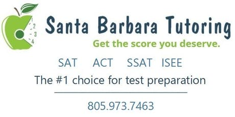 Tutor Audition: Santa Barbara Tutoring, LLC tickets