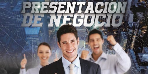 PRESENTACIÓN DE NEGOCIOS.
