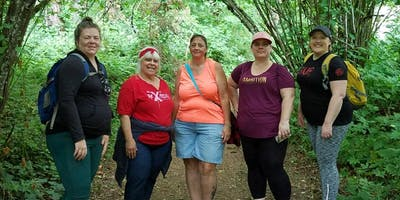 Fat Girls Hiking, Philadelphia:  Marsh Creek Trail