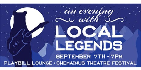 An Evening with Local Legends tickets
