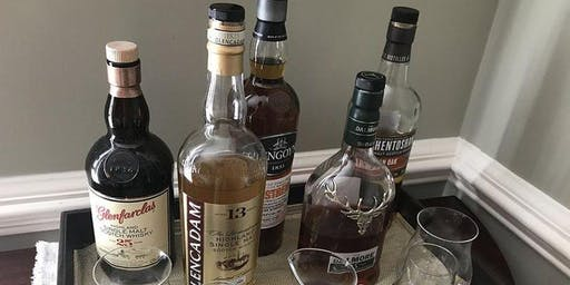 Scotch Tasting - August 24, 2019