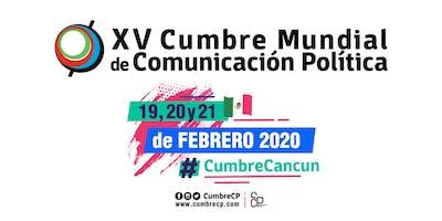 XV Cumbre Mundial de Comunicación Política
