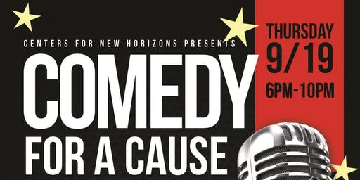 Comedy for a Cause!