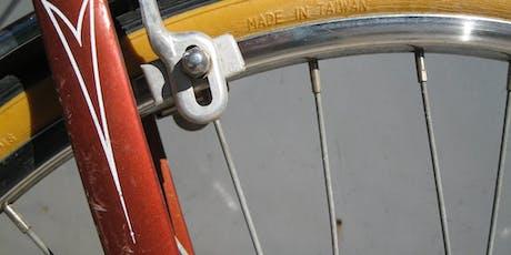 Free Brake Adjustment Bike Repair Clinic tickets