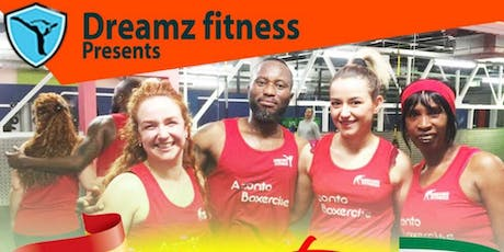 Azonto Boxercise Party tickets