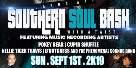 Labor Day Southern Soul Bash tickets