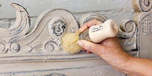 Annie Sloan Paint Your Own Piece Workshop- Highland Village