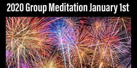 New Year Meditation - Manifesting 2020 Resolutions tickets