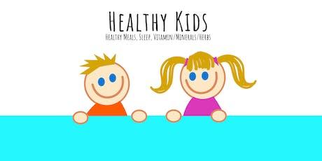 Healthy Kids  101 tickets