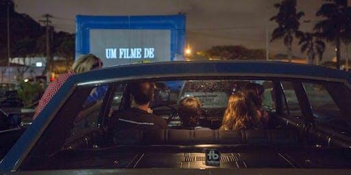 Cine Autorama #AcreditaNelas - Gravidade - 27/07 - Memorial da América Latina (SP) - Cinema Drive-in