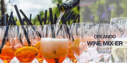 Orlando Wine Mixer: Music, Food and Beverages