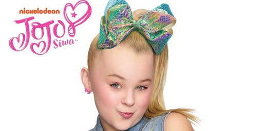 JoJo Siwa Themed Zumba for Kid's Party!!! (Adults Are Free)