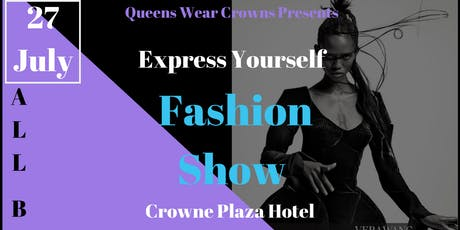 Express Yourself Fashion Show tickets