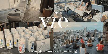 Rooftop Yoga & Meditation - Sleepwell by Vie: A Summer Rooftop PopUp tickets
