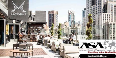 Monarch Rooftop Summer Networking Event 2019 tickets