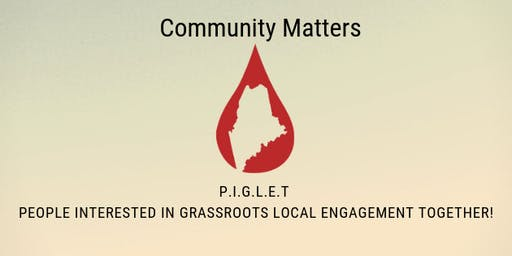 Lakes & Mountains PIGLET - Community Building / Social / HFA