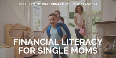 Are you a single mom? 1-day Financial Course