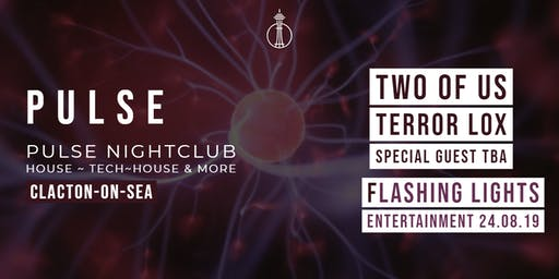 Pulse Presents Flashing Lights