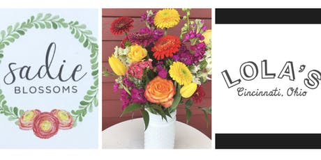 SIP & Summer Flowers Workshop tickets
