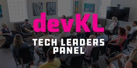 devKL Tech Leaders Panel tickets