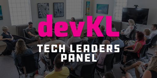 devKL Tech Leaders Panel