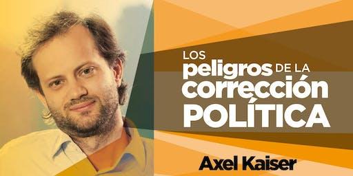 Axel Kaiser: Los peligros de la corrección política