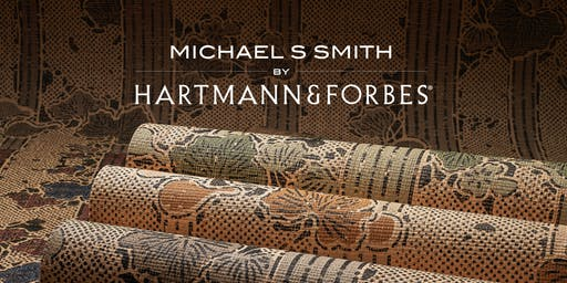 Introducing the Michael S Smith Collection by Hartmann&Forbes