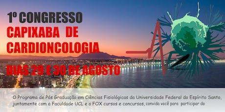 I Congresso Capixaba de Cardioncologia - 29 e 30/08 ingressos