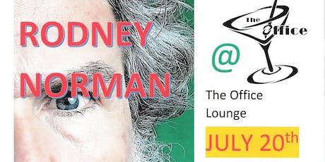 Comedian Rodney Norman  tickets