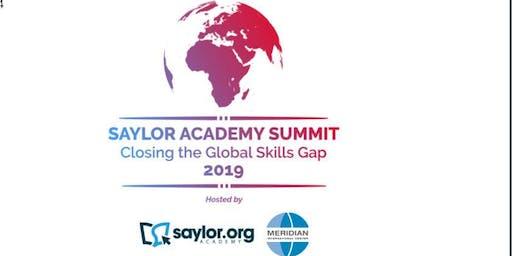 Saylor Academy Summit: Closing the Global Skills Gap