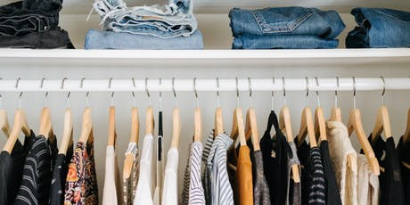 Clutter Free Wardrobe tickets