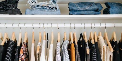 Clutter Free Wardrobe